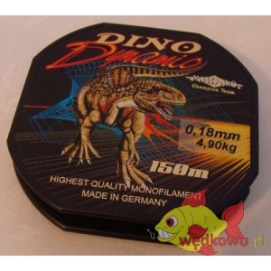 MIKADO DINO DYNAMIC 0,18MM 150M