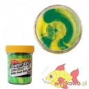 CIASTO BERKLEY GLITTER TROUT BAIT 50G Fluo Green Yellow