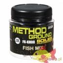 KULKI HACZYKOWE JAXON METHOD GROUND 16mm 100g FISH MIX