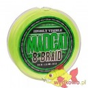 PLECIONKA DAM MAD CAT 8-BRAID GREEN 0.40mm 270m