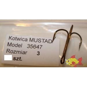 MUSTAD 35647 ROZMIAR 3