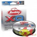 BERKLEY X9 BRAID LOW VIS GREEN 0.14mm 150m