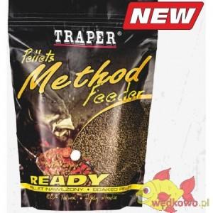 PELLET METHOD FEEDER READY TRAPER 500g 2mm SCOPEX