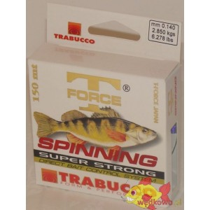 TRABUCCO SPINNING T-FORCE PERCH 0.14MM 150M