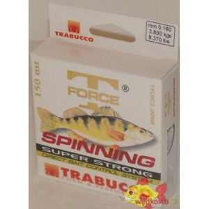 TRABUCCO SPINNING T-FORCE PERCH 0.16MM 150M