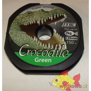 JAXON CROCODILE GREEN 0,20MM 150M