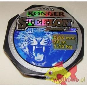 PRZYPONOWA KONGER STEELON 0,08MM 30M