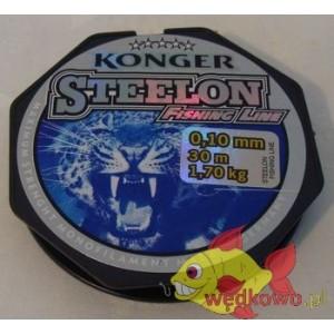 PRZYPONOWA KONGER STEELON 0,10MM 30M