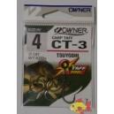 OWNER CT-3 CARP TAFF TSUYOSHI SIZE 4