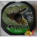 JAXON CROCODILE GREEN 0,14MM 150M