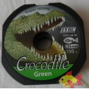 JAXON CROCODILE GREEN 0,25MM 150M