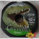 JAXON CROCODILE GREEN 0,30MM 150M