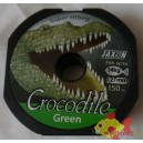 JAXON CROCODILE GREEN 0,27MM 150M