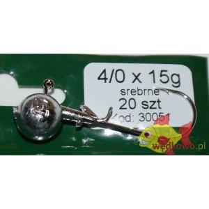 BUSHIDO size 4/0 15,0G