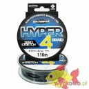 PLECIONKA Ron Thompson HYPER 4-BRAID 0.15 mm / 110 m grey