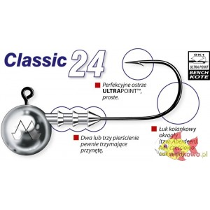 MUSTAD CLASSIC 3/0 17.5G