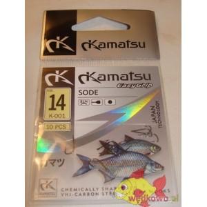 KAMATSU SODE SIZE 14 (BLN)
