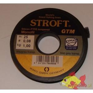 PRZYPONOWA STROFT GTM 0,08MM 25M 1KG