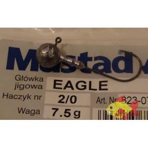 MUSTAD EAGLE 2/0 7.5G