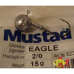 MUSTAD EAGLE 2/0 15G