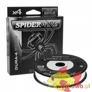 SPIDERWIRE DURA 4 TRANSLUCENT 0.20mm 150m