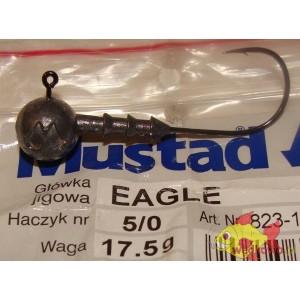 MUSTAD EAGLE 5/0 17.5G