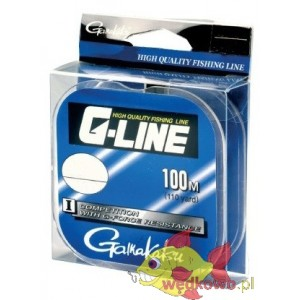 GAMAKATSU G-LINE COMPETITION 0,07mm 100m