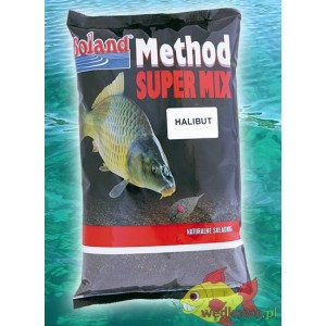 ZANĘTA BOLAND METHOD SUPER MIX HALIBUT 1kg