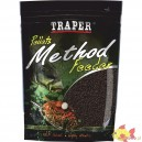 PELLET METHOD FEEDER TRAPER 500g 2mm HALIBUT CZARNY