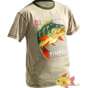 PODKOSZULEK DRAGON LET'S GO FISHING SIZE L