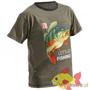PODKOSZULEK DRAGON LET'S GO FISHING SIZE M