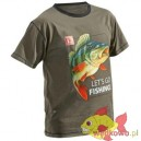 PODKOSZULEK DRAGON LET'S GO FISHING SIZE L
