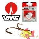 KOTWICA VMC 9902 DOUBLE RYDER BZ rozmiar 1/0