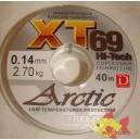 ŻYŁKA PODLODOWA DRAGON XT69 ARCTIC 40M 0,14MM