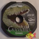 JAXON CROCODILE GREEN 0,22MM 150M