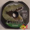 JAXON CROCODILE GREEN 0,40MM 150M