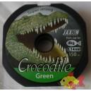 JAXON CROCODILE GREEN 0,14MM 150M