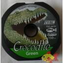 JAXON CROCODILE GREEN 0,35MM 150M