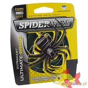 SPIDERWIRE ULTRACAST GREEN 110m 0.12mm