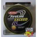 BERKLEY FIRELINE EXCEED 0.17MM 110M