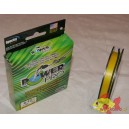 POWER PRO 0,10mm Hi-Vis Yellow 135m