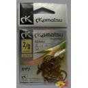 KAMATSU ISEAMA SIZE 2/0 (G)