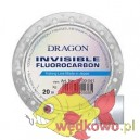 FLUOROCARBON DRAGON INVISIBLE 0.16mm 20m