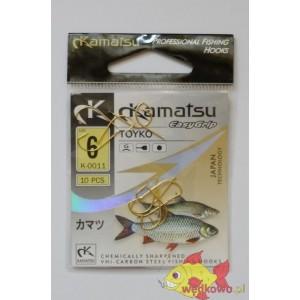 KAMATSU TOYKO SIZE 6 (G)