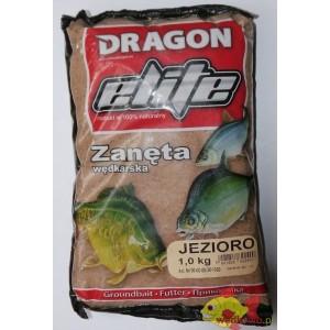 ZANĘTA WĘDKARSKA DRAGON ELITE 1kg JEZIORO