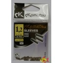 RURKI ZACISKOWE KAMATSU SINGLE SLEEVE 1,2