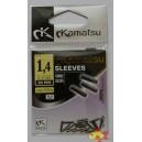 RURKI ZACISKOWE KAMATSU SINGLE SLEEVE 1,4