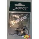 BUSHIDO VIKING BLACK SIZE 1